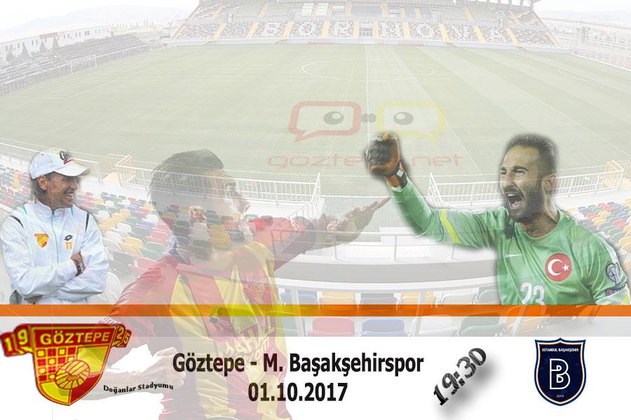 Göztepe'miz Medipol Başakşehirspor